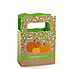 Pumpkin Patch - Personalized Fall & Halloween Baby Shower Mini Favor Boxes
