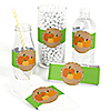 Pumpkin Patch - DIY Fall & Thanksgiving Party Wrapper - 15 ct