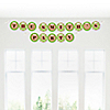 Pumpkin Patch - Personalized Fall & Thanksgiving Party Garland Letter Banner