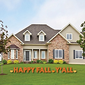 Pumpkin Patch - Yard Sign Outdoor Lawn Decorations - Fall & Thanksgiving Party Yard Signs - Pumpkin Patch