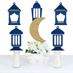 Ramadan - Lantern Decorations DIY Eid Mubarak Essentials - Set of 20