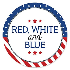 Red, White & Blue Celebrations - Party Theme