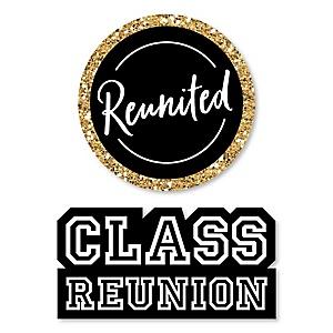 reunited school class reunion bigdotofhappiness com