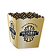 Roaring 20's - Party Mini Favor Boxes - Personalized 1920s Art Deco Jazz Party Treat Candy Boxes - Set of 12