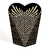 Roaring 20's - 1920s Art Deco Jazz Party Favors - Gift Favor Boxes for Women