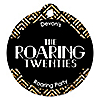 Roaring 20's - Personalized 1920s Art Deco Jazz Party Gift Tags - 20 ct