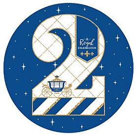 2nd Birthday - Royal Prince Charming - Second Birthday Party Theme