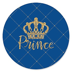 Royal Prince Charming - Birthday Party Theme