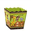 Funfari™ - Fun Safari Jungle - Personalized Birthday Party Candy Boxes