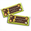 Funfari™ - Fun Safari Jungle - Personalized Birthday Party Candy Bar Wrapper Favors