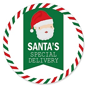 Santa's Special Delivery - From Santa Claus Christmas Party Theme