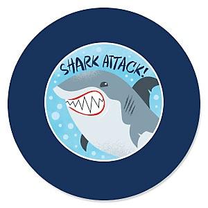 Shark Zone - Jawsome Shark Party Theme