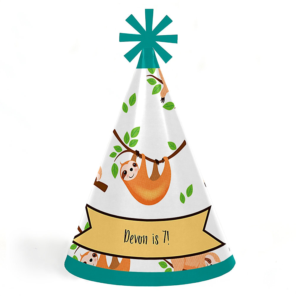Happy Birthday Party Hats For Kids And Adults Double Tap To Zoom