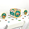 Let's Hang - Sloth - Baby Shower or Birthday Party Centerpiece and Table Decoration Kit
