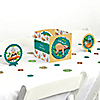 Let's Hang - Sloth - Baby Shower or Birthday Party Centerpiece & Table Decoration Kit