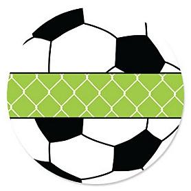 GOAAAL! - Soccer - Baby Shower Theme