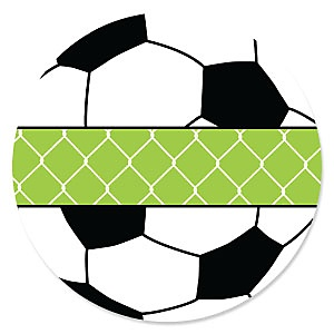 GOAAAL! - Soccer - Baby Shower Theme