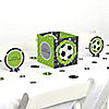 GOAAAL! - Soccer - Birthday Party Centerpiece & Table Decoration Kit