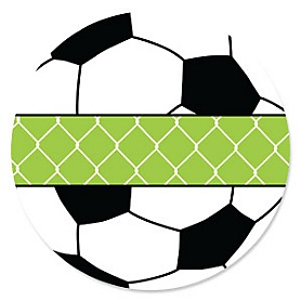 GOAAAL! - Soccer - Birthday Party Theme