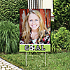 GOAAAL! - Soccer - Photo Yard Sign - Baby Shower or Birthday Party Decorations