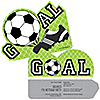 GOAAAL! - Soccer - Personalized Birthday Party Invitations