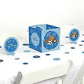 All Star Sports - Baby Shower Centerpiece & Table Decoration Kit