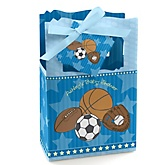 All Star Sports - Personalized Baby Shower Favor Boxes