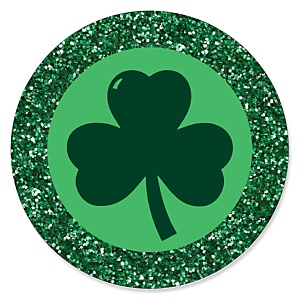 Irish Birthday - Shamrock Birthday Party Theme
