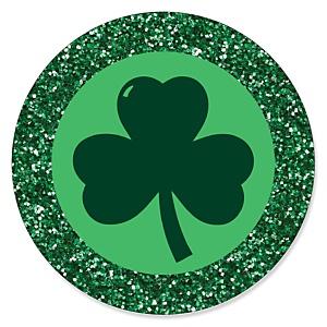 Irish Birthday - Shamrock Birthday Party Theme