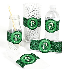 St. Patrick's Day - DIY Saint Patty's Day Party Wrapper - 15 ct