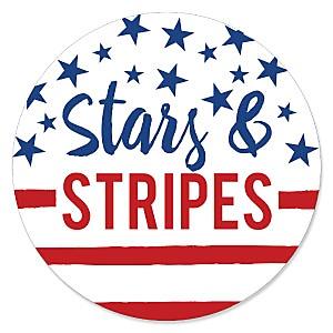 Stars & Stripes - Patriotic Party Theme