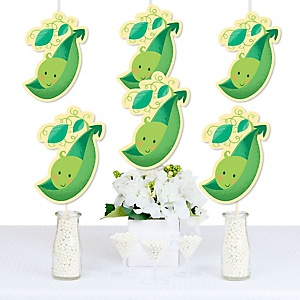 Sweet Pea in a Pod - Decorations DIY Baby Shower or First Birthday Party Essentials - Set of 20
