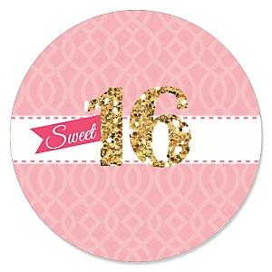 Sweet 16 - Birthday Party Theme