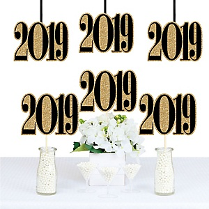 Tassel Worth The Hassle - Gold - 2019 Decorations DIY Party Essentials - Set of 20