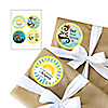 Teacher Appreciation Gift Stickers - Back to School Gifts for Teachers - 4 Piece