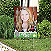 You Got Served - Tennis - Photo Yard Sign - Baby Shower or Tennis Ball Birthday Party Decorations