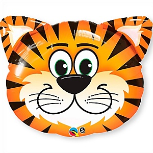 Tiger - Mylar Balloon - 30""