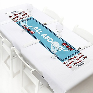 Train - Personalized Party Petite Table Runner