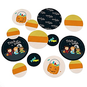 Trick or Treat - Halloween Party Table Confetti - 27 ct