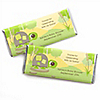 Baby Turtle - Personalized Baby Shower Candy Bar Wrapper Favors