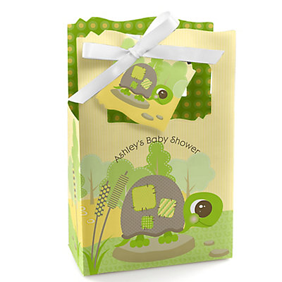 Baby Turtle - Personalized Baby Shower Favor Boxes ... - photo#17