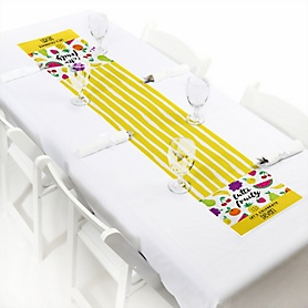 Tutti Fruity - Personalized Petite Frutti Summer Baby Shower or Birthday Party Table Runner