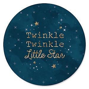 Twinkle Twinkle Little Star - Birthday Party Theme