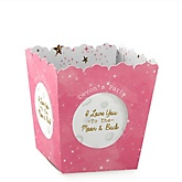 Pink Twinkle Twinkle Little Star - Personalized Party Candy Boxes
