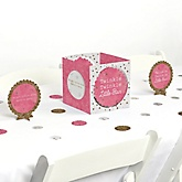 Pink Twinkle Twinkle Little Star - Party Centerpiece & Table Decoration Kit