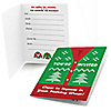 Ugly Sweater - Fill In Holiday & Christmas Party Invitations - 8 ct