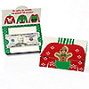 Ugly Sweater - Set of 8 Holiday & Christmas Money And Gift Card Holders