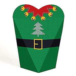 Ugly Sweater - Holiday & Christmas Party Favors - Gift Favor Boxes for Women - Set of 12