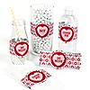 Valentine's Day - DIY Valentine's Day Party Wrapper - 15 ct