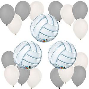Bump, Set, Spike - Volleyball - Mylar Balloon Kit